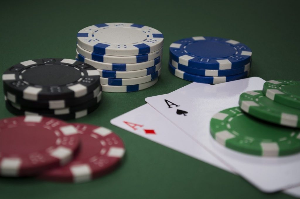 Casino : la mode du poker texas hold'em